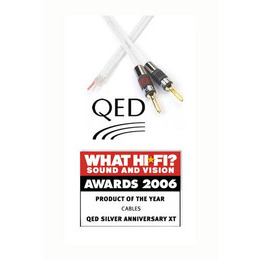 QED  Silver Anniversary XT Speaker Cable Reviews