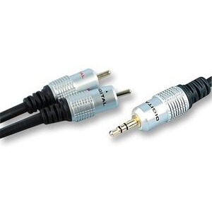 Photo of AV4HOME  Phono To Jack-Stereo Audio Cables Adaptors and Cable