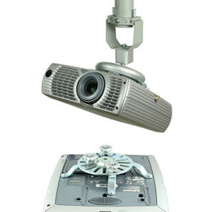 Photo of AV4HOME BT7819+BT888 Column Clamp + Universal Projector Mount Projection Accessory