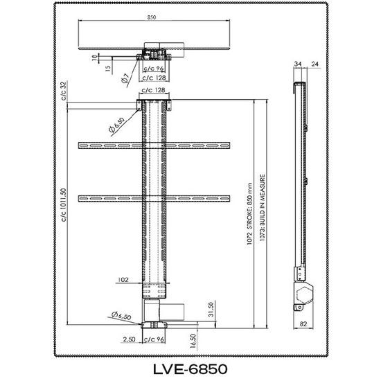 Lava LVE-6850