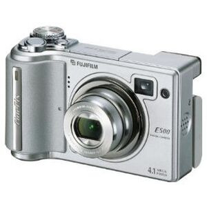 Photo of Fujifilm Finepix E500  Digital Camera