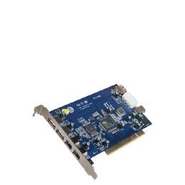 Belkin Hi-Speed USB 2.0 and FireWire PCI Card - USB / FireWire adapter