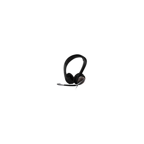 Sennheiser PC 166 USB - Headset ( ear-cup )