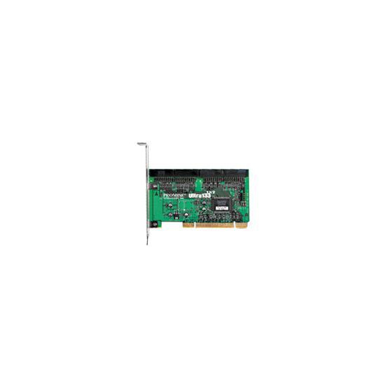 Promise Ultra 133 TX2 - Storage controller - 2 Channel - ATA-133 - 133 MBps - PCI / 66 MHz