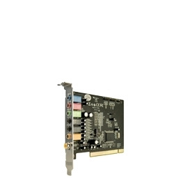 Sweex 7.1 PCI Sound Card with Digital Out - Sound card - 7.1 channel surround - PCI Reviews
