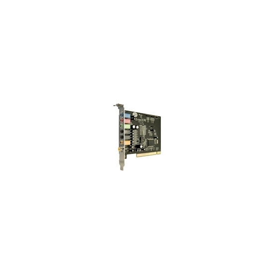 Sweex 7.1 PCI Sound Card with Digital Out - Sound card - 7.1 channel surround - PCI