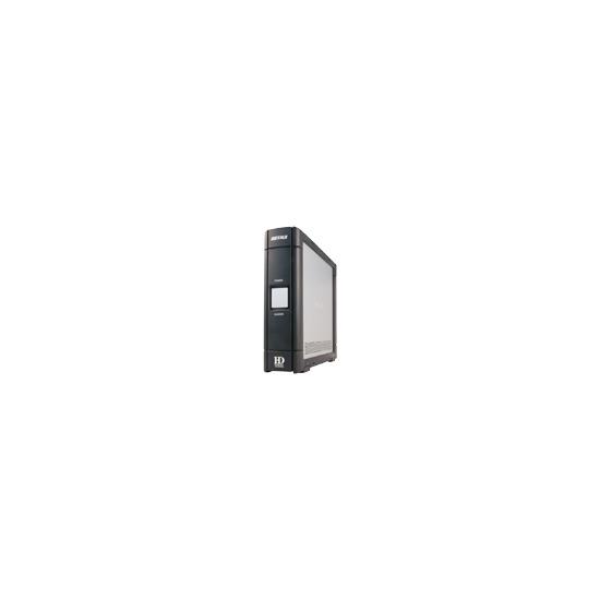 Buffalo DriveStation TurboUSB HD-HS1.0TU2/L - Hard drive - 1 TB - external - Hi-Speed USB - 7200 rpm