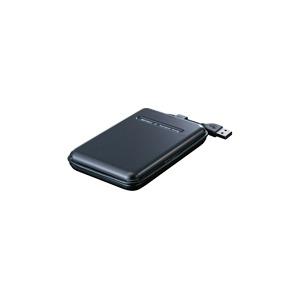 Photo of Buffalo MiniStation TURBOUSB HD-PS500U2 - Hard Drive - 500 GB - External - Hi-Speed USB - 5400 RPM Hard Drive