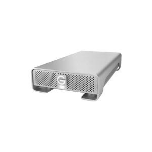 Photo of g-Tech g-DRIVE COMBO - Hard Drive - 500 GB - External - FireWire / Hi-Speed USB - 7200 RPM Hard Drive