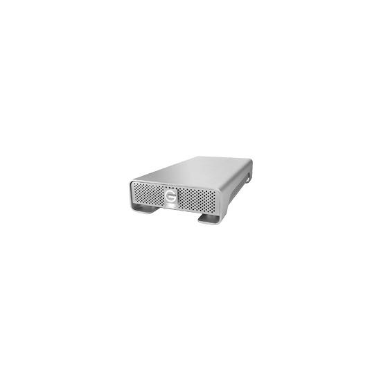 G-Tech G-DRIVE COMBO - Hard drive - 500 GB - external - FireWire / Hi-Speed USB - 7200 rpm