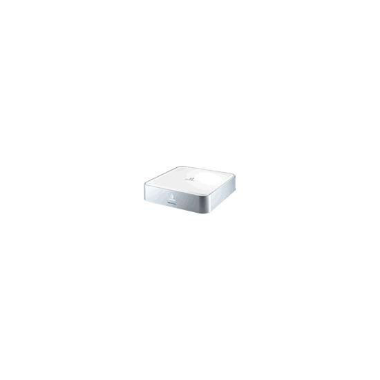 Iomega MiniMax Desktop Hard Drive - Hard drive - 500 GB - external - Hi-Speed USB - 7200 rpm - buffer: 8 MB