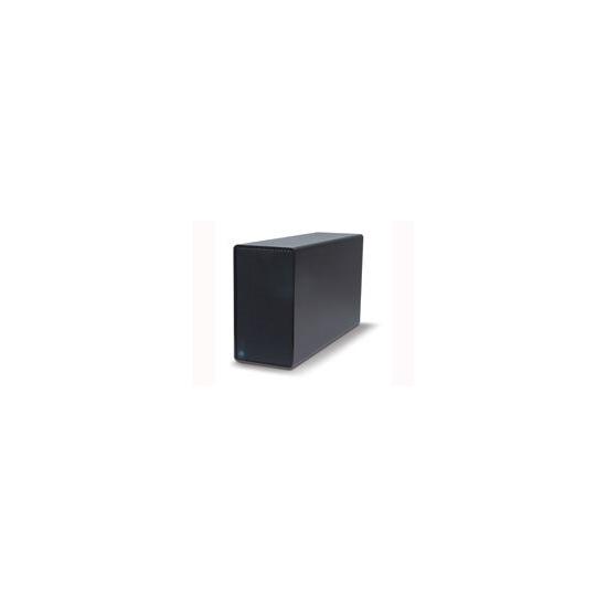 LaCie Desktop Hard Disk - Hard drive - 1 TB - external - Hi-Speed USB - 7200 rpm - buffer: 16 MB - all black
