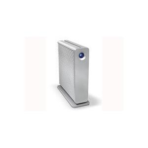 Photo of LaCie D2 Quadra Hard Disk - Hard Drive - 1 TB - External - FireWire / FireWire 800 / Hi-Speed USB / ESATA-300 - 7200 RPM - Buffer: 32 MB Hard Drive
