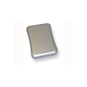Photo of Formac Disk Mini Silver Portable Hard Drive 250GB- USB2.0 & FW 400 Hard Drive