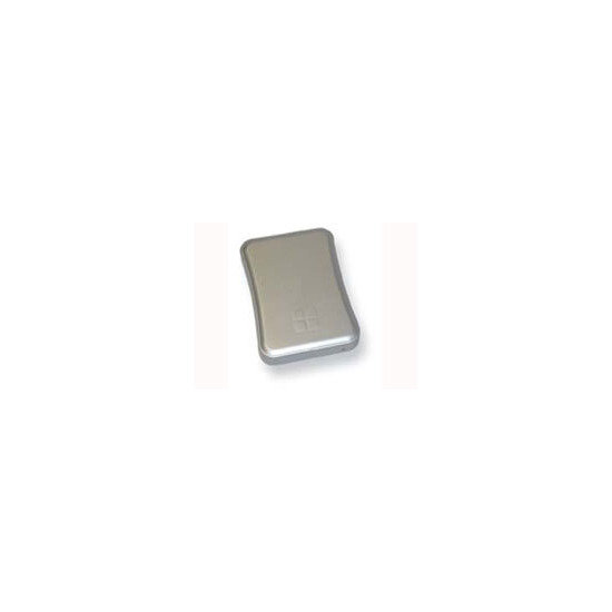Formac Disk Mini Silver Portable Hard Drive 250GB- USB2.0 & FW 400