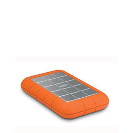 LaCie Rugged All-Terrain Hard Disk - Hard drive - 320 GB - external - FireWire / FireWire 800 / Hi-Speed USB - 5400 rpm - buffer: 8 MB Reviews