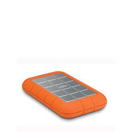 LaCie Rugged All-Terrain Hard Disk - Hard drive - 320 GB - external - FireWire / FireWire 800 / Hi-Speed USB - 5400 rpm - buffer: 8 MB Reviews