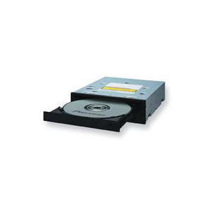 "Photo of Pioneer DVR 115DBK - Disk Drive - DVD±RW (±R DL) - 20X/20X - IDE - Internal - 5.25"" - Black Computer Component"
