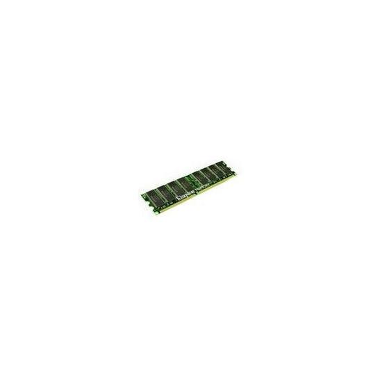 Kingston - Memory - 4 GB ( 2 x 2 GB ) - FB-DIMM 240-pin - DDR II - 800 MHz - Fully Buffered
