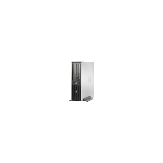 HP Compaq Business Desktop dc5800 - SFF - 1 x Core 2 Duo E8400 / 3 GHz - RAM 2 GB - HDD 1 x 250 GB - DVD±RW (±R DL) / DVD-RAM - Gigabit Ethernet - Vista Business / XP Pro downgrade - Monitor : none