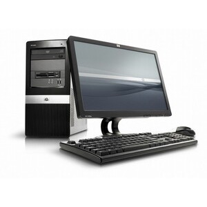 Photo of HP Compaq Business Desktop DX2400 E4600 2GB 500GB Desktop Computer
