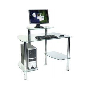 Photo of Teknik Glacier Workstation Computer Desk