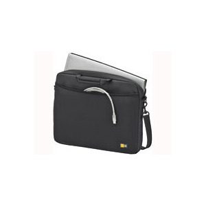 Photo of Case Logic - Notebook Carrying Case - Black Laptop Bag