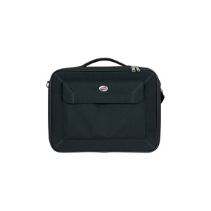Photo of American Tourister A88 Off.Case+ - Notebook Carrying Case - Black Laptop Bag