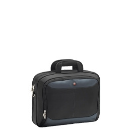 "Targus Atmosphere 17"" Notebook Case - Notebook Carrying Case - Black, Blue Reviews"