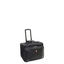Wenger SHIELD Wheeled Computer Case - Notebook carrying case - black Reviews