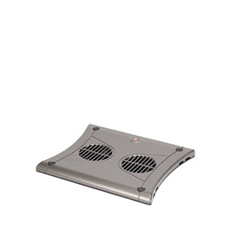 Targus Chill Mat - Notebook fan - silver Reviews