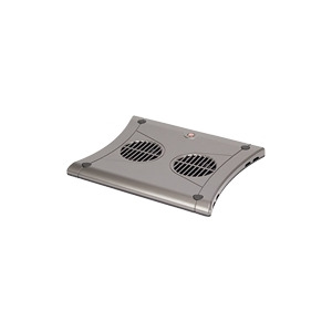 Photo of Targus Chill Mat - Notebook Fan - Silver Laptop Accessory