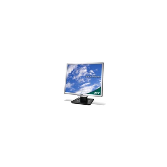 """ACER AL1916WDS 19""""W MONITOR NO SPEAKERS"""