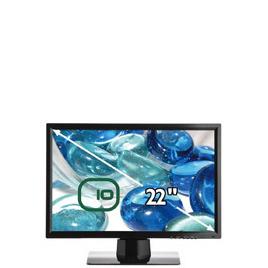 Edge10 22 inch Wide TFT Monitor Black DVI Reviews