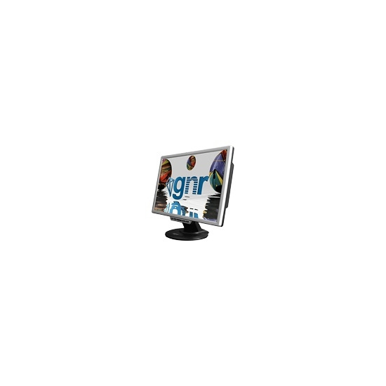 "GNR TS2200WA - Flat panel display - TFT - 22"" - widescreen - 1680 x 1050 / 60 Hz - 300 cd/m2 - 700:1 - 5 ms - 0.282 mm - VGA - speakers - black, silver"