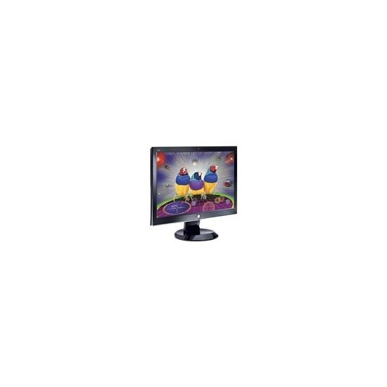 "ViewSonic VX2255wmb - Flat panel display - TFT - 22"" - widescreen - 1680 x 1050 - 280 cd/m2 - 700:1 - 3 ms - 0.282 mm - DVI-D, VGA - speakers - premium glossy piano-black"
