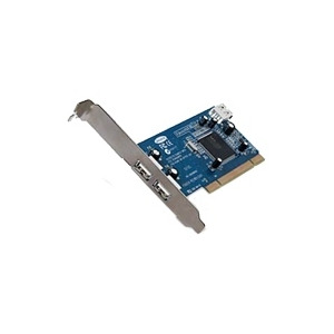 Photo of Belkin Hi-Speed USB 2.0 3-Port PCI Card - USB Adapter Adaptors and Cable