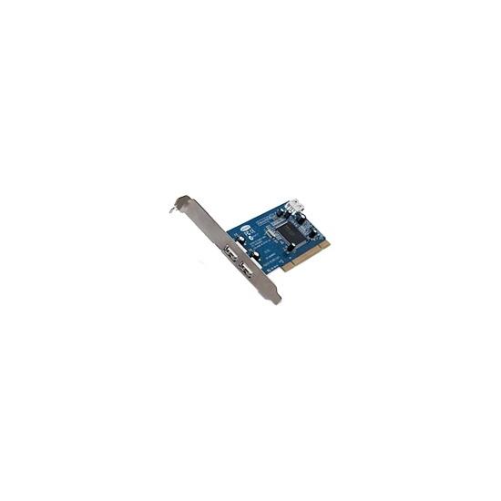 Belkin Hi-Speed USB 2.0 3-Port PCI Card - USB adapter