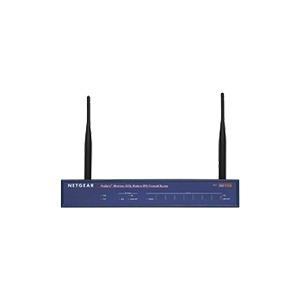 Photo of NETGEAR ProSafe Wireless ADSL Modem Router
