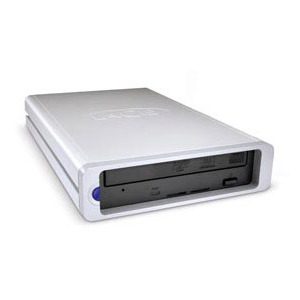 Photo of LaCie D2 DVD±RW With LIGHTSCRIBE DVD Drive