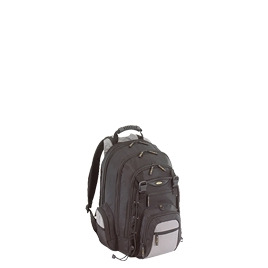 Targus City.Gear Notebook Backpac - Notebook carrying backpack - black, silver Reviews