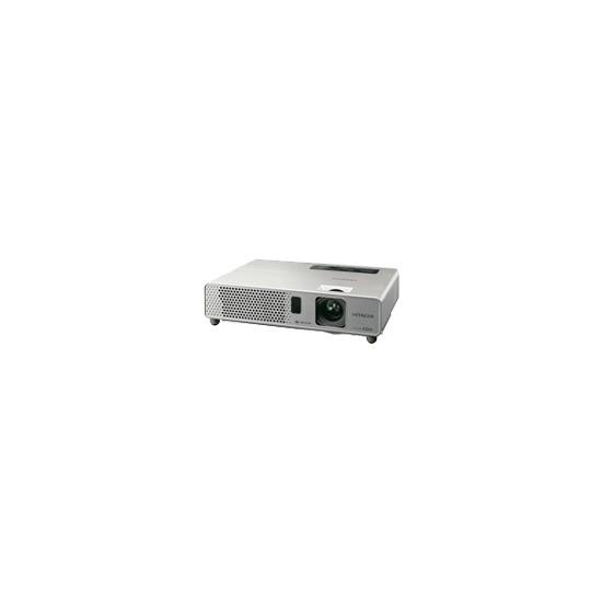Hitachi CP RX70 - LCD projector - 2000 ANSI lumens - XGA (1024 x 768) - 4:3