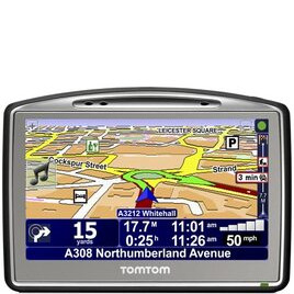 TomTom Go 720 UK and W. Europe Reviews
