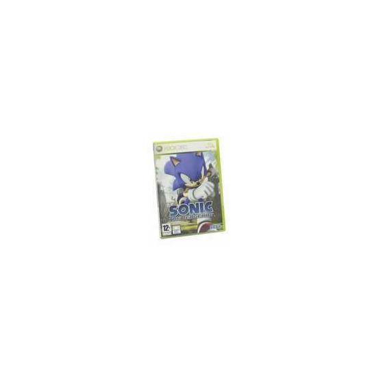 Sonic The Hedgehog (Xbox 360)