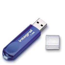 Integral Pen 2 0 1GB Ice B Reviews