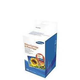 Samsung - Print ribbon / paper kit - A6 (105 x 148 mm) Reviews