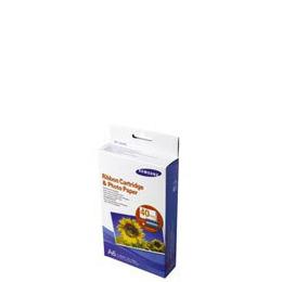 Samsung IPP-4640G - Print ribbon / paper kit - A6 (105 x 148 mm) Reviews