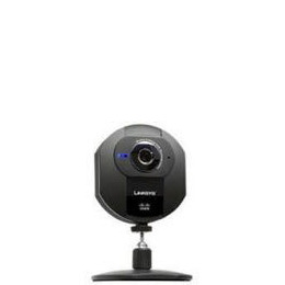 Linksys Wireless-G Internet Home Monitoring Camera WVC54GCA - Network camera - colour - audio - 10/100, 802.11b, 802.11g Reviews