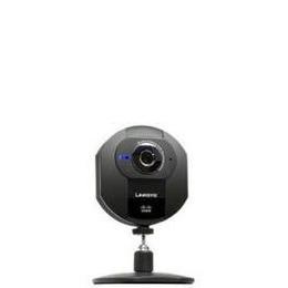 Linksys Wireless-G Internet Home Monitoring Camera WVC54GCA - Network camera - colour - audio - 10/100, 802.11b, 802.11g Reviews
