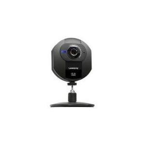 Photo of Linksys Wireless-g Internet Home Monitoring Camera WVC54GCA - Network Camera - Colour - Audio - 10/100, 802.11B, 802.11G Webcam